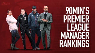 2020 is here baby, you know what that means? It's time for another rooting tooting list from 90min. With the dearth of quality managers in the Premier League...