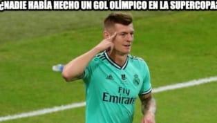 ElReal Madridalcanzó la final de la Supercopa de España tras derrotar alValenciapor 1-3 en un duelo marcado por el golazo olímpico deToni Kroos. El...