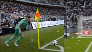 Toni Kroos ghi một bàn thắng từ chấm phạt góc vào lưới Valencia ở bán kết Siêu Cup TBN, bàn thắng này có tên gọi là Olympic goal. Olympic goal là tên gọi của...