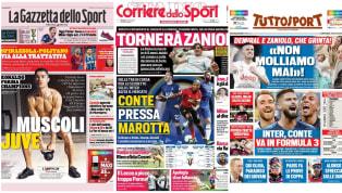 Apertura dedicata a Nicolò Zaniolo e Merih Demiral, sfortunati protagonisti dei terribili infortuni al legamento crociato rimediati duranteRoma-Juventus: i...