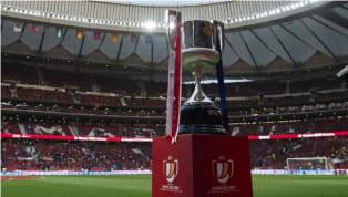 El mediodía de hoyse ha celebrado en la Ciudad del Fútbol de Las Rozas el sorteo de los dieciseisavos de finalde la Copa del Rey, con los 28 equipos que...