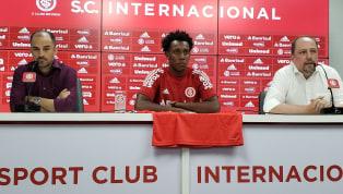 Já tem lateral-esquerdo novo no Beira-Rio. Nesta quarta-feira, oInternacionalanunciou e apresentou Moisés, ex-Bahia, como reforço para o time comandado...
