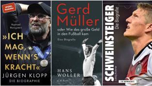 Emotion, Geschäft, Lebensinhalt: Der Fußball schreibt bekanntlich die schönsten Geschichten. Und mit ihm auch die großen Persönlichkeiten des Sports. 90min...