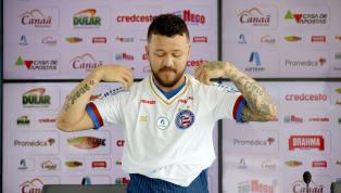Após muito esforço, o Bahia finalmente convenceu o atacante Rossi a assinar o contrato com o clube. Na tarde desta quarta-feira (15), o atleta, de 26 anos,...