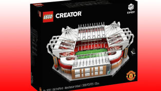 Calling all fans of Manchester United. Calling all fans of construction-based fun. Calling all fans of nostalgic, childhood whimsy. We have some big news. You...