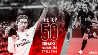 ​Luka Modric is number 50 in 90min's Top 50 Greatest Footballers of All Time series.  'Why is Luka Modric one of the best footballers of all time?'  It's a...