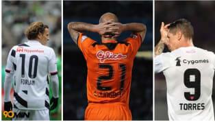 Điểm qua danh sách top 7 cựu ngôi sao của Ngoại hạng Anh từng chinh chiến tại Nhật Bản ở J-League. Top 5 vụ chuyển nhượng sao trẻ Brazil đắt nhất mọi thời...