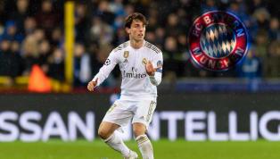 Die Leihe vonAlvaro Odriozola vonReal MadridzumFC Bayernist perfekt. Der 24 Jahre alte Rechtsverteidiger verbringt den Rest der Saison beim deutschen...