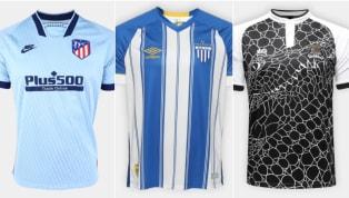 Que torcedor fanático não gostaria de ter as camisas mais lindas e inusitadas do mundo do futebol? Pois é..cabe a nós, então, ajudar a realizar este sonho,...