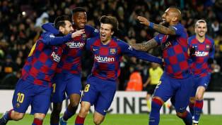 El Barcelona, con el solitario tanto de Messi contra el Granada, llegó a los 50 goles marcados en esta temporada de Primera División. Los blaugranas se unen...