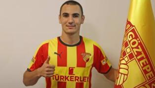 Spor Toto Süper Lig ekiplerindenGöztepe, Yusuf Talum'u TFF 1. Lig ekiplerinden Menemenspor'a kiraladı. İzmir ekibinin konuya ilişkin olarak yaptığı...