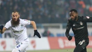 Ziraat Türkiye Kupası son 16 turu rövanş mücadelesinde Beşiktaş, Vodafone Park'ta Büyükşehir Belediye Erzurumspor'u konuk edecek. Saat 20:30'da başlayacak...
