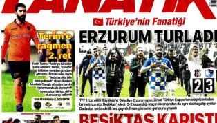 Süper Lig ekiplerinden transfer gelişmeleri ve Türkiye Kupası karşılaşmalardan haberler gazetelerde ağırlıklı olarak yer buldu. Perşembe gününün öne çıkan...