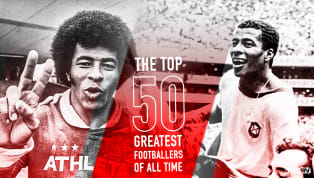 Jairzinho is number 47 in 90min's Top 50 Greatest Footballers of All Time series. If you didn't know, Brazil are pretty good at football. Some of the finest...