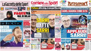 Segui 90min su Facebook, Instagram e Telegram per restare sempre aggiornato sulle ultime news della Serie A! Archiviato il turno di Coppa Italia, riparte la...
