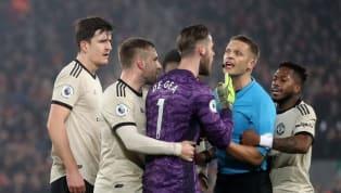 David de Gea các đồng đội đã phản ứng rất dữ dội với trọng tàiCraig Pawson sau tình huống Roberto Firmino ghi bàn nâng tỉ số 2-0. Mới đây De Gea cùng Harry...