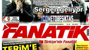 Beşiktaş'ta Abdullah Avcı döneminin sona ermesi ve Fenerbahçe-Medipol Başakşehir maçı öncesindeki gelişmeler gazetelerde ağırlıklı olarak yer buldu. Cumartesi...