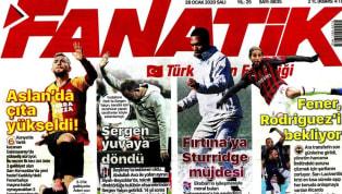 Beşiktaş'taki hareketli gündem günün haberlerinde ağırlıklı olarak yer buldu. Kulüplerimizle ilgili transfer gelişmeleri de gazetelerde yer alıyor. Salı...
