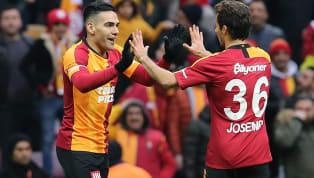 Galatasaray, Spor Toto Süper Lig'in 19. haftasında oynanan İttifak Holding Konyaspor mücadelesindesakatlanan Radamel Falcao ile Marcelo Saracchi'nin sağ...