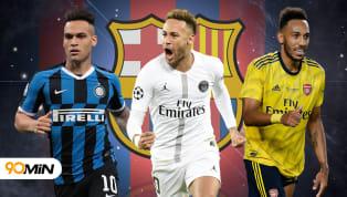 Dưới đây là 5 bom tấn Barcelona có thể kích hoạt trong Hè 2020 để nâng cấp đội hình. TOP 10 bản hợp đồng đắt giá nhất kỳ chuyển nhượng mùa Đông 2020 Top 8...