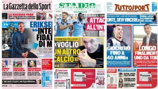 Segui 90min su Facebook, Instagram e Telegram per restare aggiornato sulle ultime news dal mondodella Serie A! Oggi la Lazio si gioca la possibilità di...