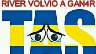 Luego de la confirmación por parte del Tribunal Arbitral del Deporte al darle la Copa Libertadores 2018 a River, los hinchas explotaron las redes sociales...