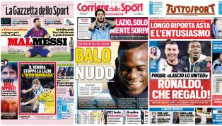Segui 90min su Facebook, Instagram e Telegram per restare sempre aggiornato sulle ultime news della Serie A! LaLaziofallisce il sorpasso sull'Internel...
