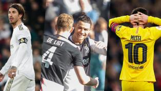 này? Barcelona và Real Madrid tạo ra cú sốc lớn khi đều bị loại khỏi Copa del Rey (Cup Nhà Vua) ở tứ kết và kết thúc mộng ăn ba mùa này. Sau...