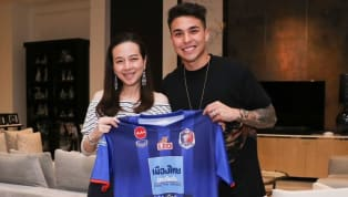  ชาริล ชัปปุยส์ มิดฟิลด์ทีมชาติไทยวัย 28 ปีกลายเป็นสมาชิกใหม่ของ สโมสรปุตบอลการท่าเรือ อย่างเป็นทางการจากการโพสต์ผ่านเฟซบุ๊กแฟนเพจMadam Pang - มาดามแป้ง...