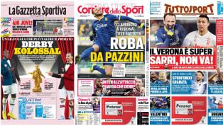 Segui 90min su Facebook, Instagram e Telegram per restare sempre aggiornato sulle ultime news della Serie A! Goal, spettacolo e qualche sorpresa...