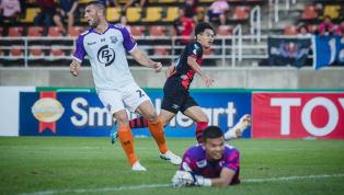  การแข่งขันฟุตบอลโตโยต้า ไทยลีก ฤดูกาล 2020 นัดที่ 1วันแข่งขันวันเสาร์ที่ 15 กุมภาพันธ์ 2020ผลการแข่งขันทรู แบงค็อก ยูไนเต็ด 2-0 พีที...