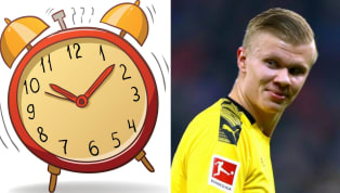 Erling Haaland soared on hisDortmundChampions Leaguedebut with a double against Ligue 1 powerhouses PSG that gave Lucien Favre's men a 2-1 lead to take...