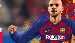 L'attaquant danois a paraphé un contrat de trois ans avec le FC Barcelone. Martin Braithwaite débarque comme joker médical jusqu'en juin 2024. Comme...