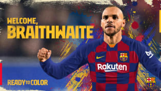 ¿Puede Martín Braithwaite jugar en Champions League con el Barcelona? La respuesta es no: el jugador danés está habilitado solamente para disputar partidos...