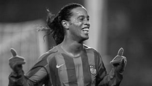 Ronaldinho is number 26 in 90min's Top 50 Greatest Footballers of All Time series Ronaldinho. The magician. The entertainer. The elastico master.  One of the...