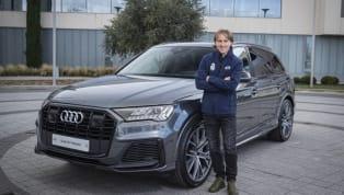 El Real Madrid tiene un acuerdo con Audi por el que todos sus jugadores pueden disfrutar de los últimos modelos de la marca durante 1 año. Pasado el año,...