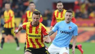 Spor Toto Süper Lig'de 23. haftanın zorlu mücadelesinde kendi sahasında Göztepe, Gaziantep Futbol Kulübü ile1-1 berabere kaldı. Ev sahibiekibin golü; 71....