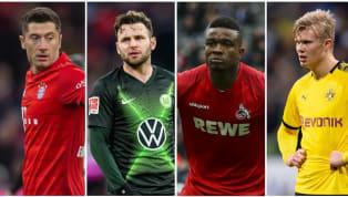 Bundesliga 2019-20 telah melalui spieltag (pekan 23). Persaingan merebutkan titel Bundesliga kian seru direbutkan oleh Bayern Munchen, RB Leipzig, Borussia...