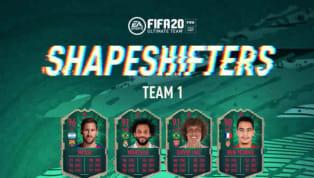 Para todos los amantes de los videojuegos, ya fue revelado el equipo de promoción más nuevo de FIFA 20 ShapeShifters, evento que básicamente consiste en...