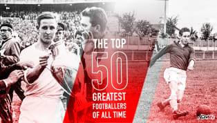 Raymond Kopa is number 22 in 90min's Top 50 Greatest Footballers of All Time series You know how Real Madrid created history with their three successive...