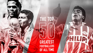 Romario is number 21 in 90min's Top 50 Greatest Footballers of All Time series The words 'Brazil' and 'football'go together like toast and butter. Sure, they...