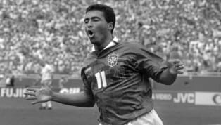 Romario is number 21 in 90min's Top 50 Greatest Footballers of All Time series It really is astonishing that Brazilian legend Romario only retired in 2009....