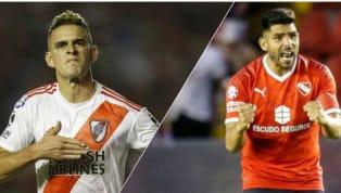 Los delanteros de River e Independiente llegaron a lo más alto de la tabla de goleadores de la Superliga 2019/20 marcando 12 goles cada uno. Por detrás de...