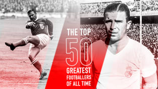 Ferenc Puskasis number 14 in 90min's Top 50 Greatest Footballers of All Time series It started, as all good football stories do, with a ball made of rolled...