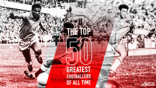 Mané Garrincha is Number 11 in 90min's Top 50 Greatest Footballer of All Time Series Manuel Franciso dos Santos is his full name, but he's better known as...