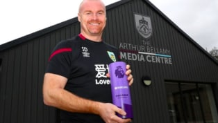 Burnley boss Sean Dyche has been named the Premier League's Manager of the Month for February, having guided the Clarets to an unbeaten run of four matches...