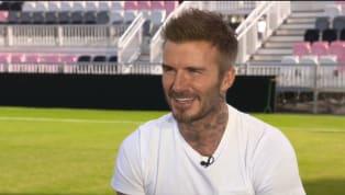 David Beckham, un ex mítico del Manchester United y Real Madrid, hoy inicia una nueva etapa en su vida. El inglés será uno de los tantos dueños del nuevo...