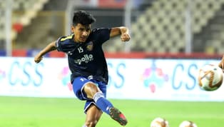 Anirudh Thapa (Chennaiyin FC), Lalengmawia (NorthEast United FC), Sumit Rathi (ATK), Shubham Sarangi (Odisha), Vikram Pratap Singh (Indian Arrows), and...