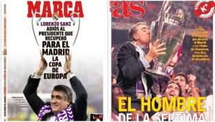 Las portadas han dado protagonismo al ex mandatario del Real Madrid, que falleció en el día de ayer a tenor del Coronavirus, agravado al sufrir hipertensión y...