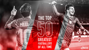 Lionel Messi is Number 3 in 90min's Top 50 Greatest Footballers of All Time Series ​Lionel Messi has broken football.  Over the last decade or so, since the...